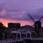 De Rembrandtbrug in de herfst