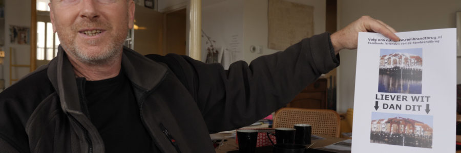 Video: interview met De Vrienden van de Rembrandtbrug