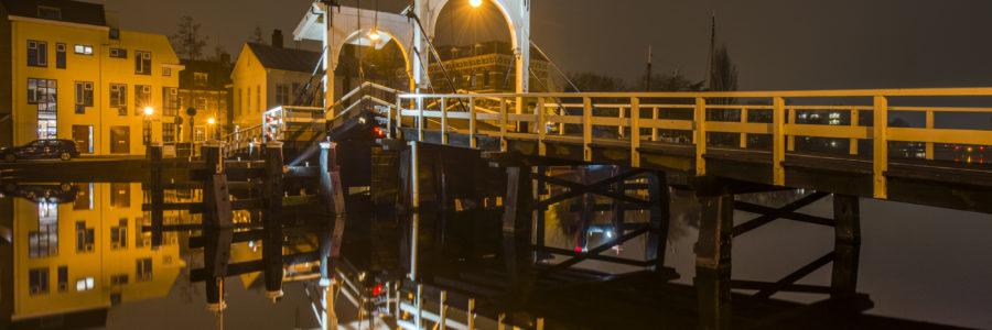 Fotograaf Frans van Steijn: Ik ben verliefd op de witte brug